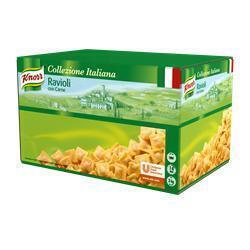Knorr Collezione Italiana Ravioli (bak, 3 × 3kg)