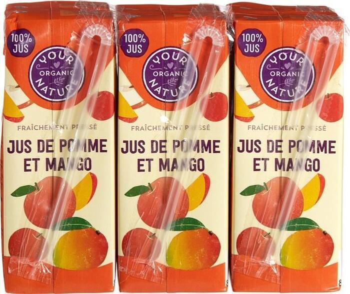 Appel Mango sap 6 x 200 ml (1.2L)