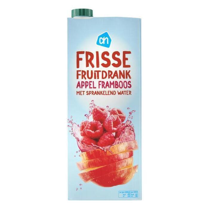 Frisse Fruitdrank Appel & Framboos (1.5L)