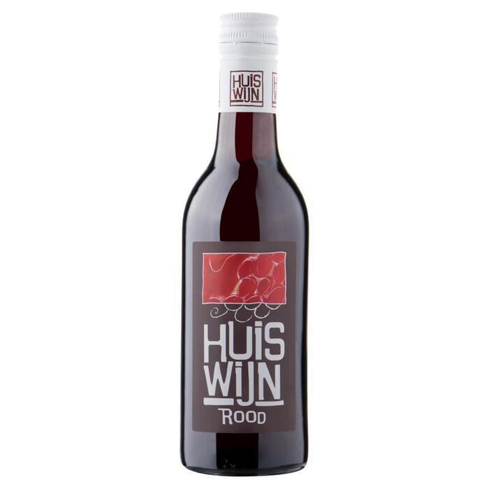 Huiswijn Huiswijn Rood 250 ml (250ml)