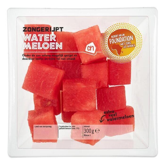 AH Zongerijpt watermeloen (300g)