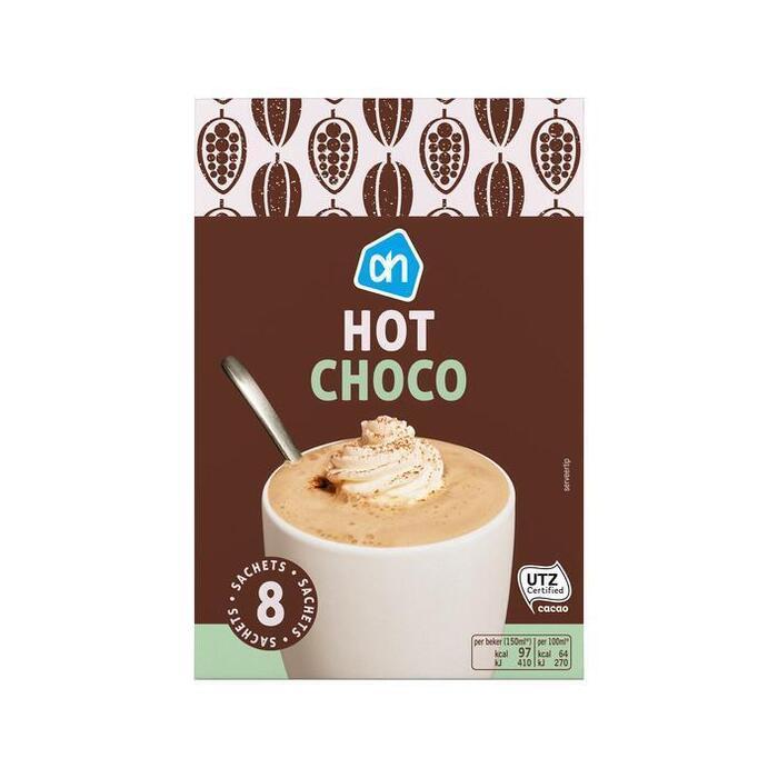 AH Hot chocolate
