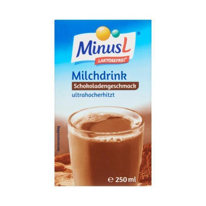 Chocolademelk lactosevrij (drankkarton, 250ml)