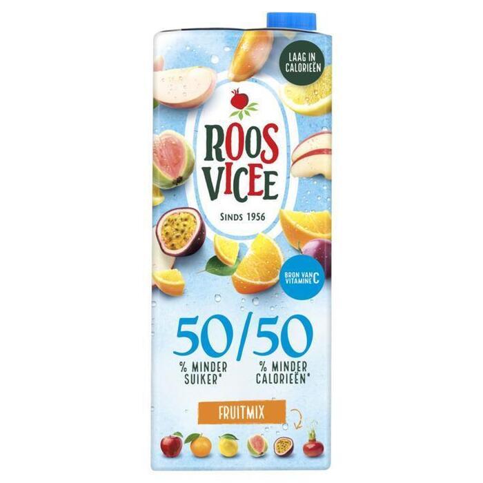 Roos Vicee, 50/50 Fruitmix (pak, 1.5L)