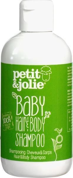 Baby hair & body shampoo (200ml)