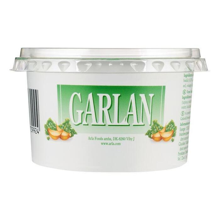 Garlan Cream cheese 70+ kruiden-knoflook (150g)