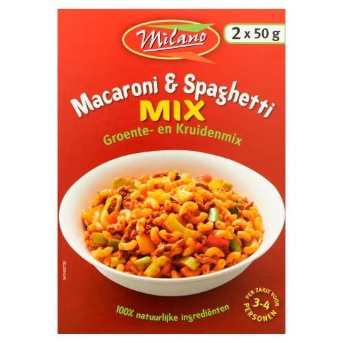 Macaroni-spaghetti mix (100g)