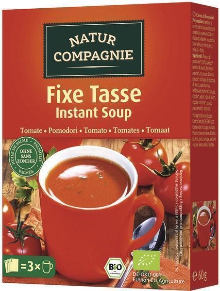 Fixe Tasse Instant Soup Tomaat (doosje, 60g)