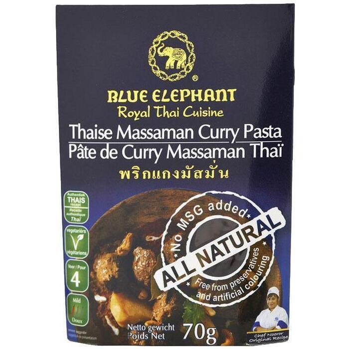 Thaise Massaman Curry Pasta 70 g (70g)