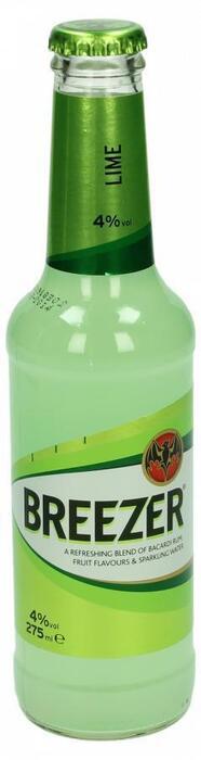 Bacardi Breezer Lime (275ml)