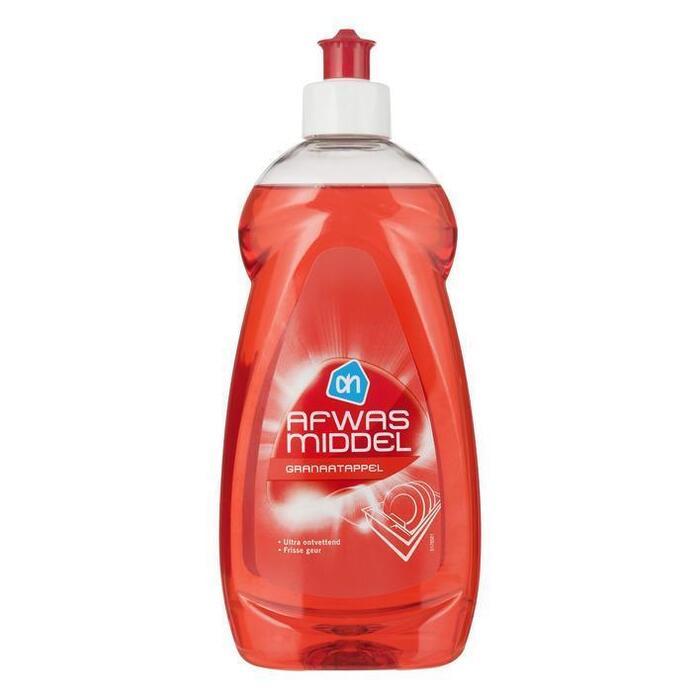 AH Afwasmiddel krachtig granaatappel (0.5L)
