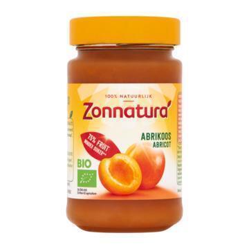 Abrikoos 7% fruit (pot, 250g)
