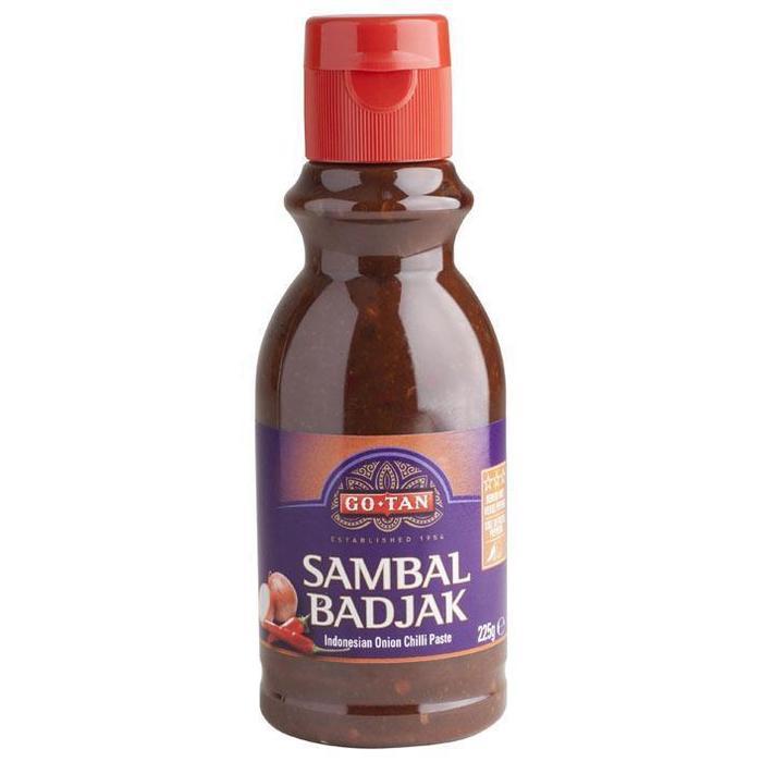 Sambal Badjak (fles, 234g)