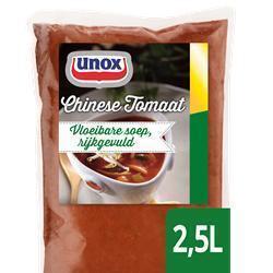 UNOX SOUP FACTORY CHINESE TOM.RIJKG.2,5L (2.5kg)