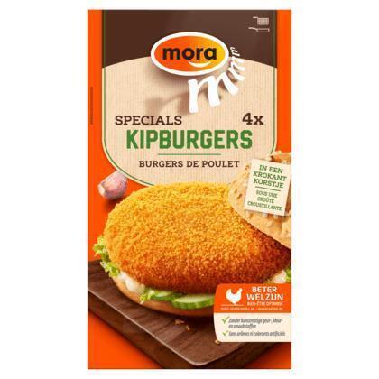 Kip burger (4 × 70g)