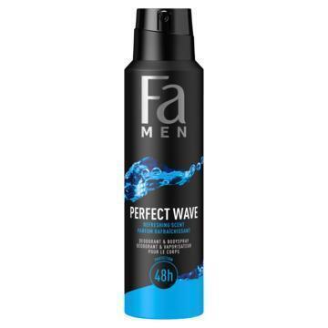 Fa Men Deodorant 48u Perfect Wave 150 ml (Stuk, 150ml)