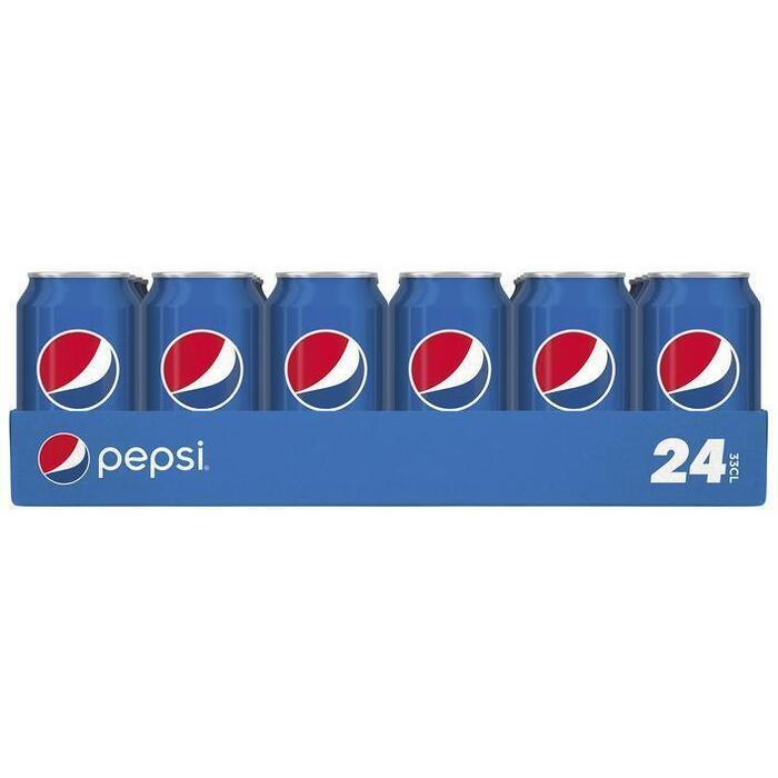 Pepsi cola (rol, 24 × 33cl)