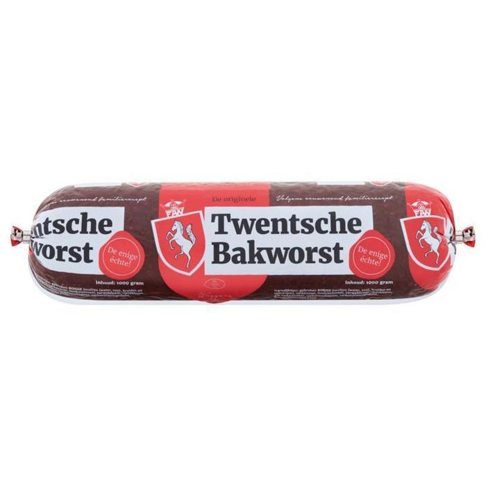 Wiggers Twentsche bakbloedworst (1kg)