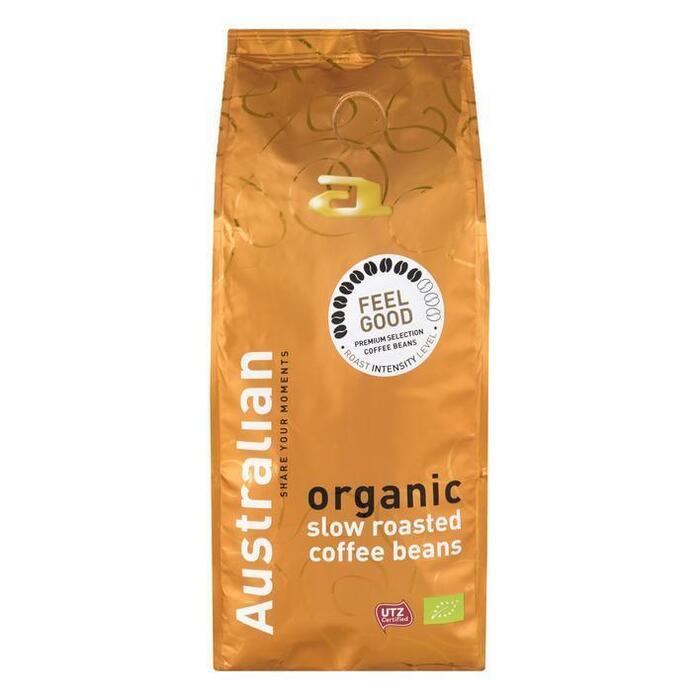 Australian Coffee beans feelgood biologisch (500g)