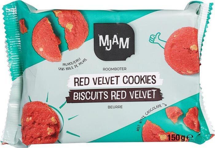 Red velvet cookies (150g)