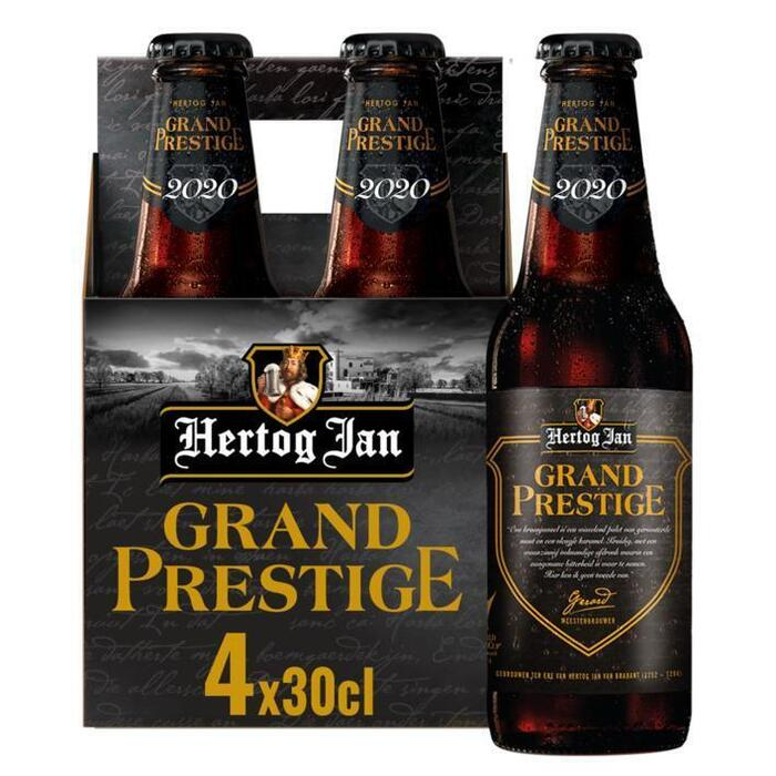 Grand prestige (rol, 4 × 30cl)