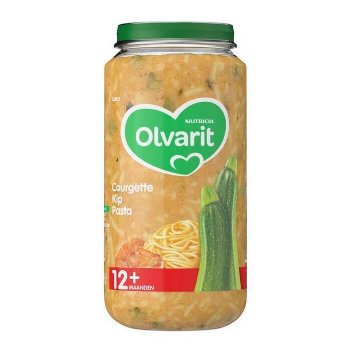 Courgette kip pasta 12 mnd (250g)