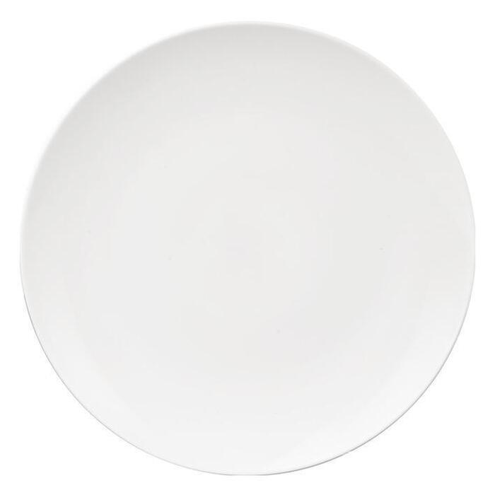 AH Ontbijtbord bone (stuk)