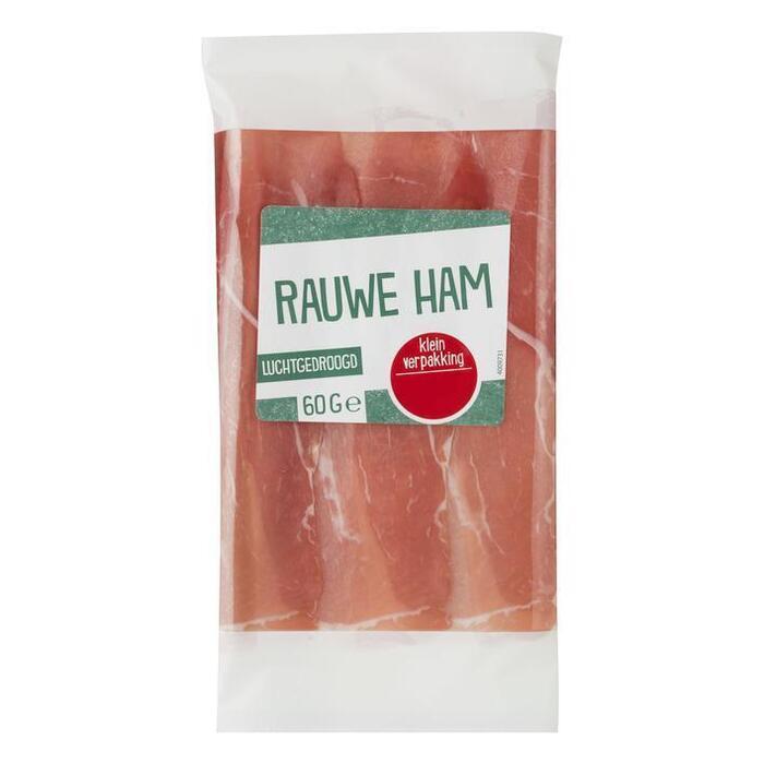 Rauwe ham luchtgedroogd (60g)