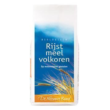 rijstmeel (volkoren) (500g)
