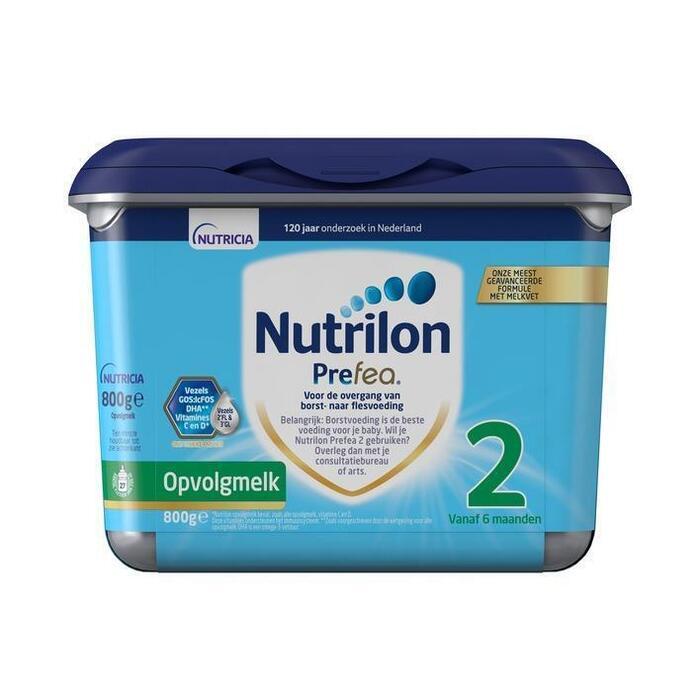 Nutrilon Prefea Opvolgmelk 2 (800g)
