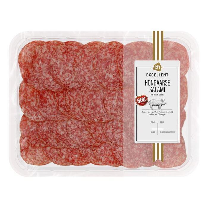 AH Excellent Hongaarse salami (80g)