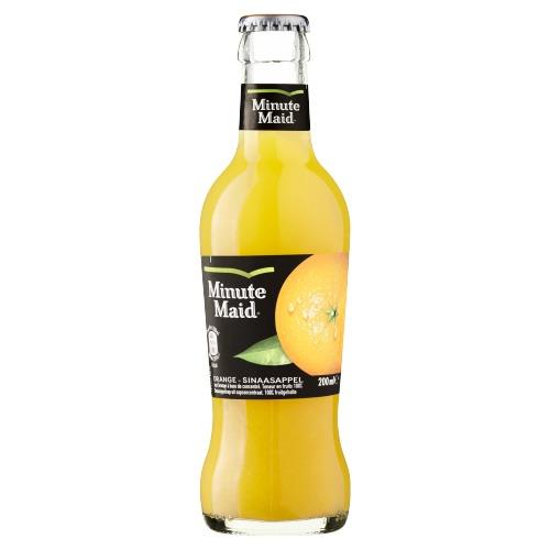 Minute Maid Orange Glas 0.20L 1x (200ml)