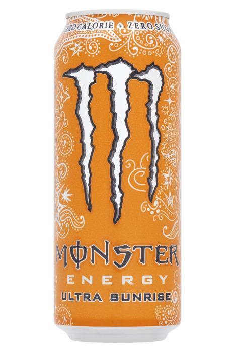 Energy drink ultra sunrise (0.5L)