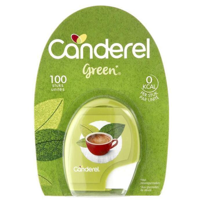 Groen tabletten (blister, 100 × 8.5g)