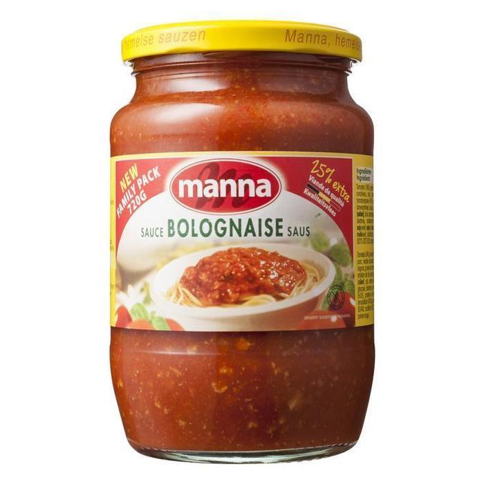 Bolognese saus (pot, 720g)