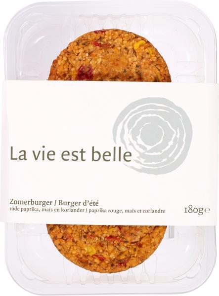 Zomerburger (bak, 2 stuks) (180g)