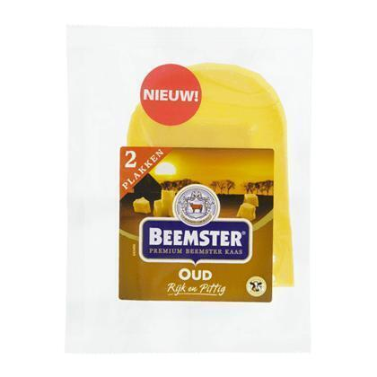 Beemster Oud 48+ 2 plakken (2 × 20g)