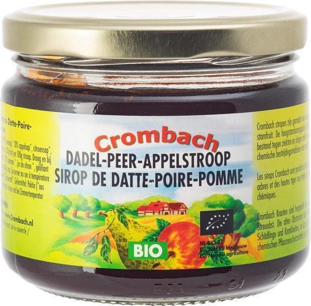 Dadel-Peer-Appelstroop (330g)