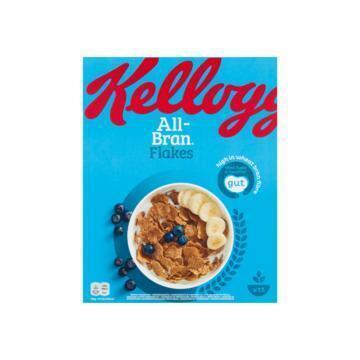 Kellogg's All Bran Flakes 375 g (375g)