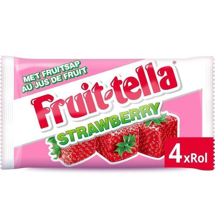 Fruittella Strawberry (41g)