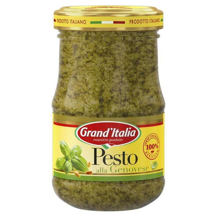 Pesto alla genovese (pot, 90g)