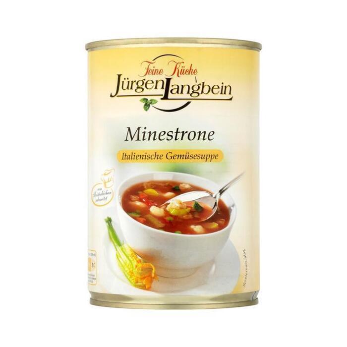 Minestrone (blik, 40cl)