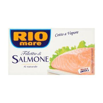 Rio Mare Zalmfilet in Eigen Nat 150 g (150g)