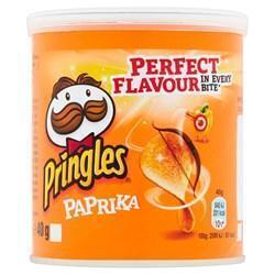 Pringles paprika (40g)