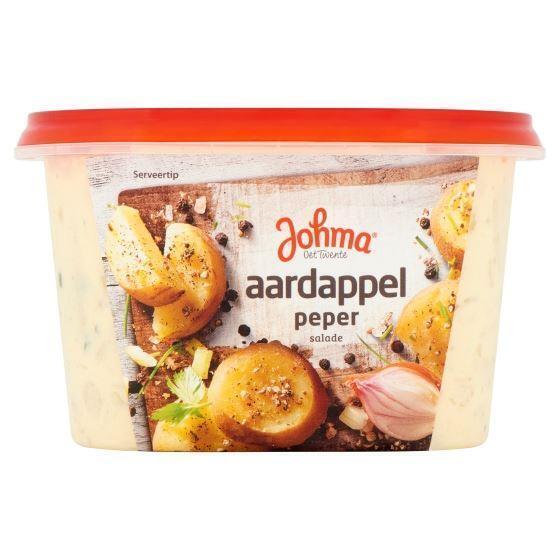 Aardappelsalade met peper (Stuk, 500g)