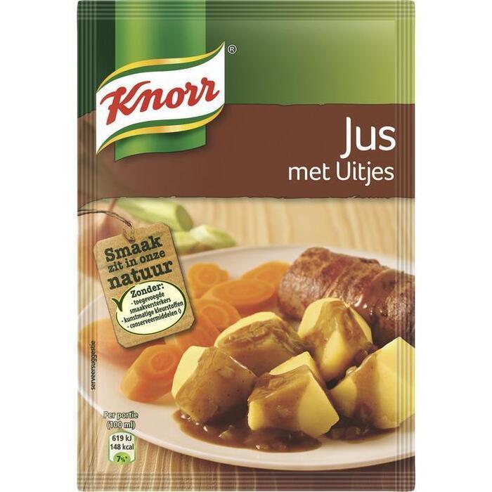 Knorr Mix jus met uitjes (24g)