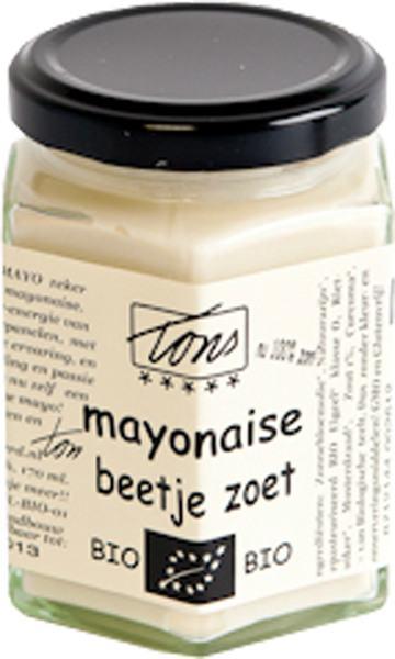 Mayonaise beetje zoet (glas, 170ml)