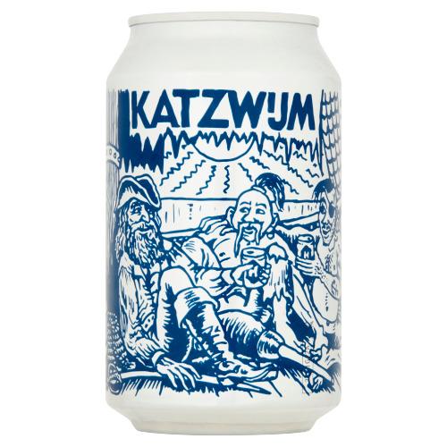 Katzwijm Blik 330 ml (rol, 33 × 33cl)