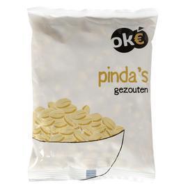 Pinda's Gezouten (250g)