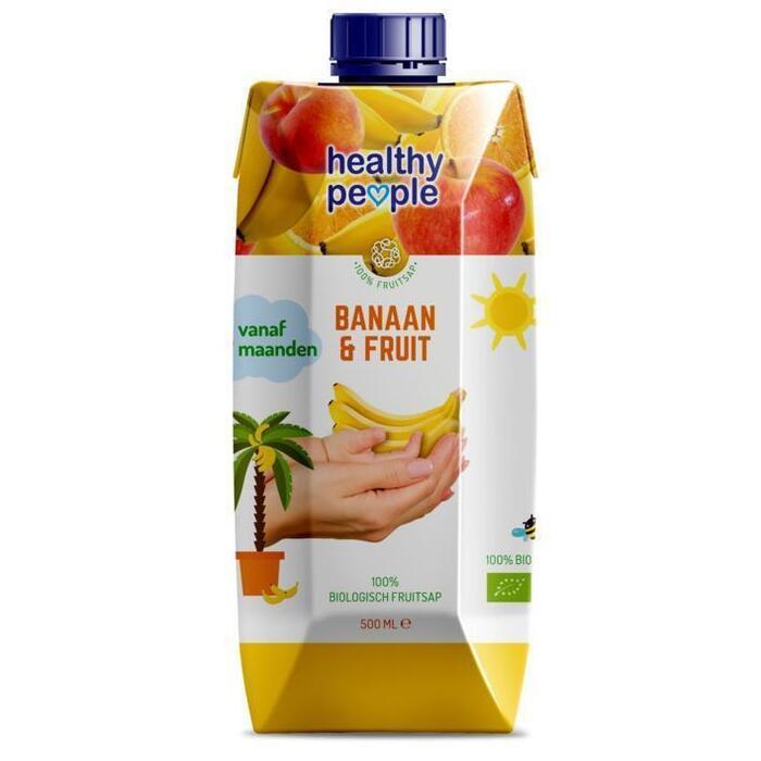 Banaan & Fruit (pak, 0.5L)
